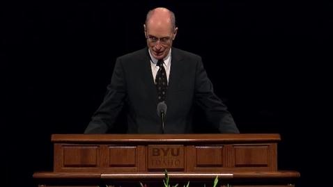 Thumbnail for entry Remarks and Dedicatory Prayer: President Eyring