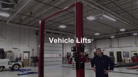 Thumbnail for entry Vehicle Lifts