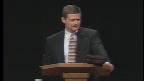 "Thumbnail for entry David A. Bednar ""Understanding the Importance of Scripture Study"""
