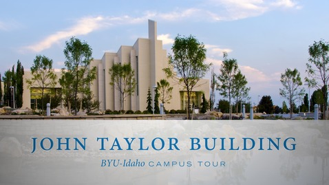 Thumbnail for entry Taylor Building