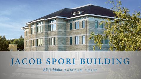 Thumbnail for entry Spori Building