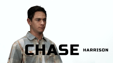Thumbnail for entry BYU-Idaho Student Activities Leadership Profiles: Chase Harrison