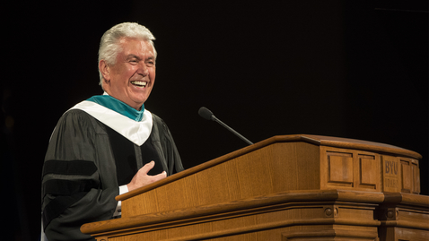 Thumbnail for entry President Uchtdorf's Inauguration Highlights