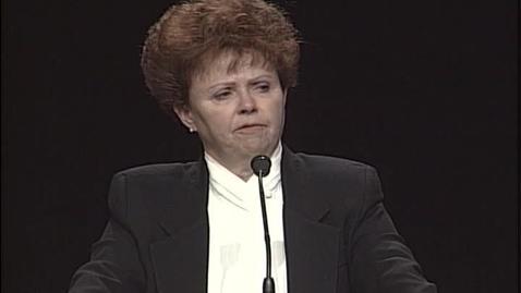 "Thumbnail for entry Janice J. Harrop ""Rejoice in Jesus Christ"""