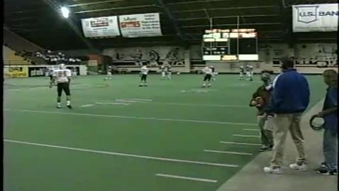 Thumbnail for entry Ricks vs. Bowl Game Sideline