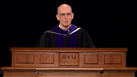 "Thumbnail for entry Henry J. Eyring ""An Eye Single"""