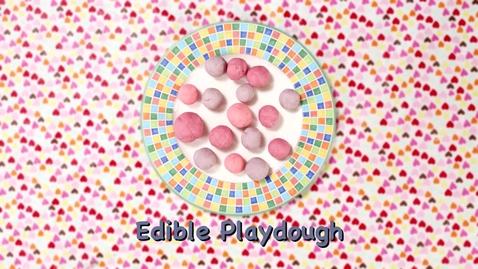 Thumbnail for entry Family Activity - Edible Playdough