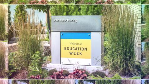 Thumbnail for entry BYU-Idaho Education Week 2019