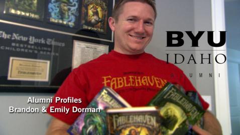 Thumbnail for entry BYU-Idaho Alumni Profile: Brandon & Emily Dorman