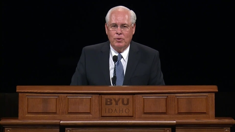 """Thumbnail for entry William R.Walker - """"Why the Temple is So Important to Every Latter-day Saint"""""""