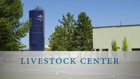 Thumbnail for entry Livestock Center