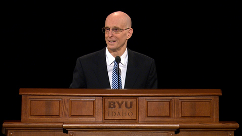 "Thumbnail for entry President Henry J. Eyring - ""Preparing to Lead"""
