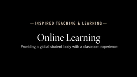 Thumbnail for entry Seeking Learning by Study & Faith (Online Learning)