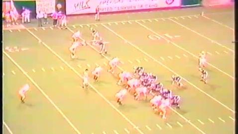 Thumbnail for entry 1991 Centennial Bowl-Garden City