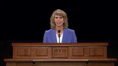 """Carol F. McConkie """"Establish a House"""""""