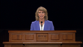 "Thumbnail for entry Carol F. McConkie ""Establish a House"""