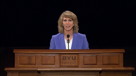 "Thumbnail for entry Carol F. McConkie - ""Establish a House"""