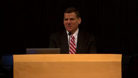 Thumbnail for entry Disciple Leadership Ross Baron