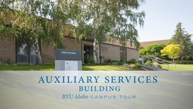 Thumbnail for entry Auxilary Services Building