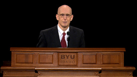 "Thumbnail for entry Henry J. Eyring ""A Tradition of Honor"""