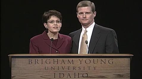 """Thumbnail for entry David A. Bednar """"Moral Purity"""""""