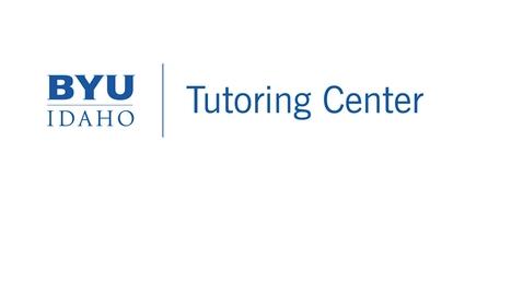 Thumbnail for entry Balancing the Accounting Equation