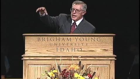 """Thumbnail for entry Joseph Feilding McConkie """"Joseph Smith as Known to Isaiah"""""""
