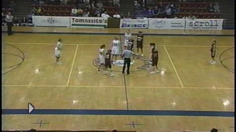 Thumbnail for entry Ricks College vs North Idaho
