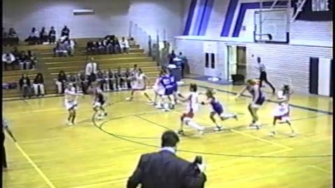 Thumbnail for entry Ricks vs TUCC Womens Basketball