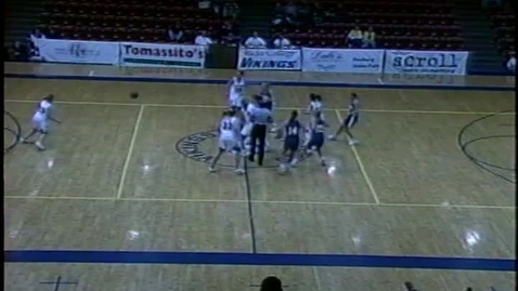 Thumbnail for entry Ricks College Lady Vikings VS Utah State Club 17 Nov 2000