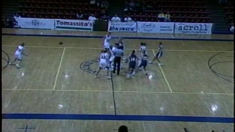 Thumbnail for entry Ricks College Lady Vikings VS Utah State Club 17 Nov 2000