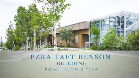 Thumbnail for entry Benson Building