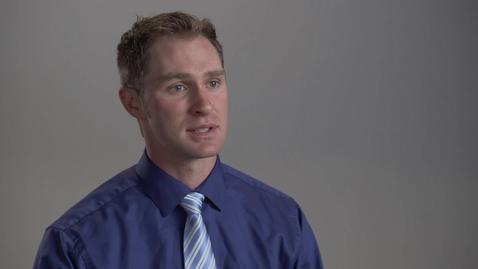 Thumbnail for entry Olympic Mentorship: Elliot York