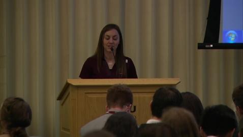 Thumbnail for entry Disciple Leader Conference - Paulette Kirkham