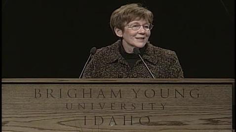 "Thumbnail for entry Virginia H. Pearce ""The Book of Mormon"""