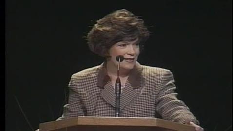 "Thumbnail for entry Susan Easton Black ""Service"""