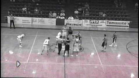 Thumbnail for entry Ricks College vs Southwestern Montana