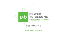 Thumbnail for entry Power to Become (P2B) Invitation from Vice President Amy LaBaugh