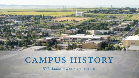 Thumbnail for entry History of BYU-Idaho