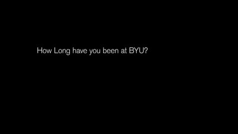 Thumbnail for entry James Fulks: BYU-Idaho Student Learning Outcomes Project.
