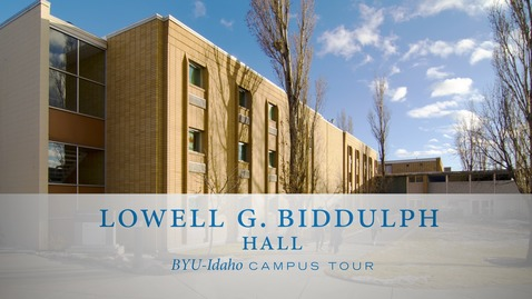 Thumbnail for entry Biddulph Hall