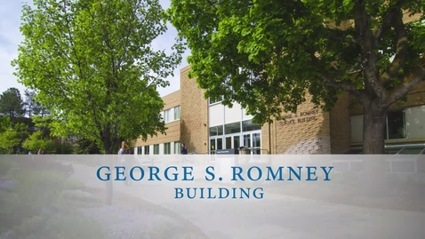 Thumbnail for entry Romney Building