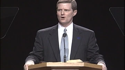 """Thumbnail for entry David A. Bednar """"In the Strength of the Lord"""""""