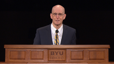"""Thumbnail for entry President Henry J. Eyring - """"A Steady, Upward Course""""—Revisited"""