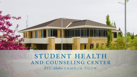 Thumbnail for entry Student Health Center