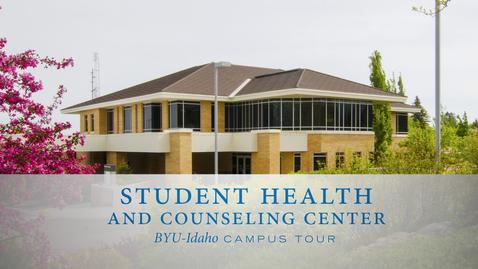 Thumbnail for entry Student Health Center