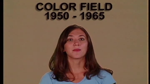 Thumbnail for entry Color Field 1950-1965