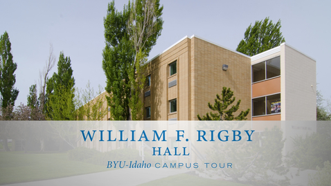 Thumbnail for entry Rigby Hall