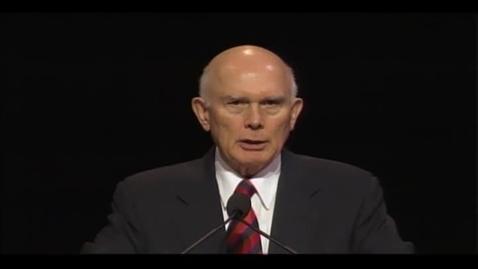 "Thumbnail for entry Dallin H. Oaks ""Religious Freedom"""