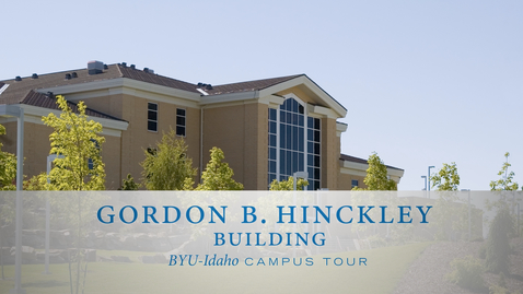 Thumbnail for entry Hinckley Building